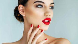 Red lipstick, Just4Girls.pk