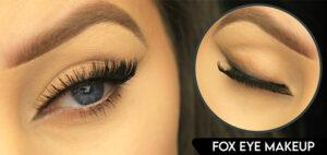 Fox-eye-makeup