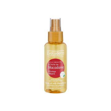 Evoluderm Beauty Oil Macadamia - 100ml