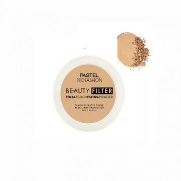 Pastel Beauty Filter Fixing Powder-01 - 307-01