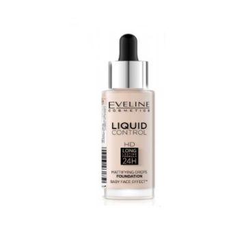Eveline Liquid Control Mattifying Drops Foundation 05 32ml - 11-01-00001