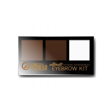 Amelia Eyebrow Kit - 01 Light Brown