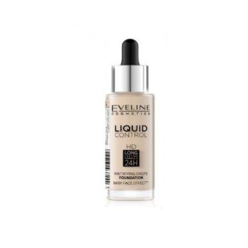 Eveline Liquid Control Mattifying Drops Foundation 10 32ml - 11-01-00002