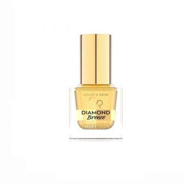 Golden Rose Diamond Breeze Shimmering Nail Color - 01