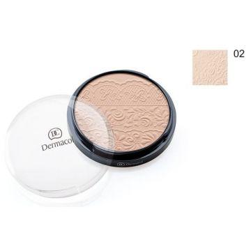 Dermacol Compact Powder - 02