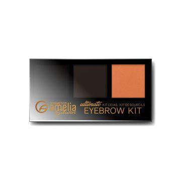 Amelia Eyebrow Kit - 03 Dark Brown