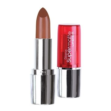 Diana of London Super Matte Lipstick - 03 Naturally Nude