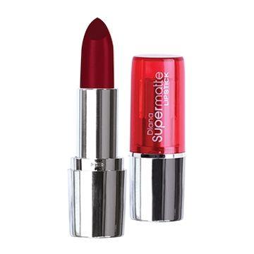 Diana Of London Super Matte Lipstick - 07 Red Haute