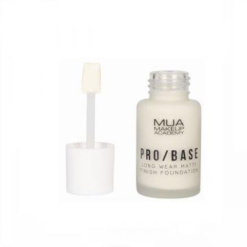 MUA Pro Base Long Wear Matte Finish Foundation - 100