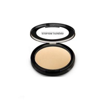Color Studio Matt HD Compact Powder - 101 Transparent