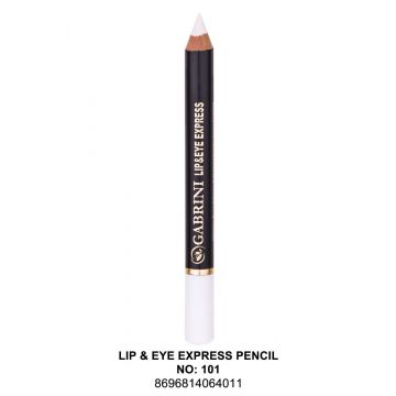 Gabrini Express Pencil 2 # 101 -  10-13-00014 - J4g