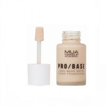 MUA Pro Base Long Wear Matte Finish Foundation - 102 - 5055402966848