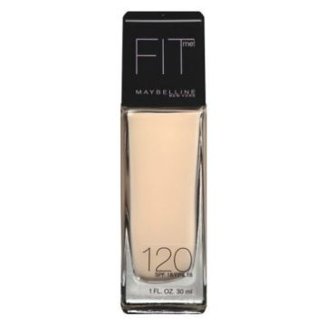 Maybelline Fit Me Foundation Dewy+Smooth - 120 Classic Ivory - 1117 - 3600530746521