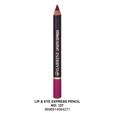Gabrini Express Pencil 1 # 127  - 10-13-00010 - J4g