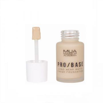 MUA Pro Base Long Wear Matte Finish Foundation - 130 - 5055402966091