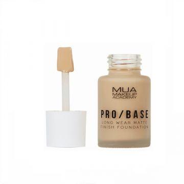 MUA Pro Base Long Wear Matte Finish Foundation - 142