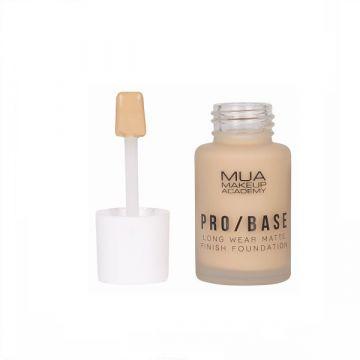 MUA Pro Base Long Wear Matte Finish Foundation - 150 - 5055402966138