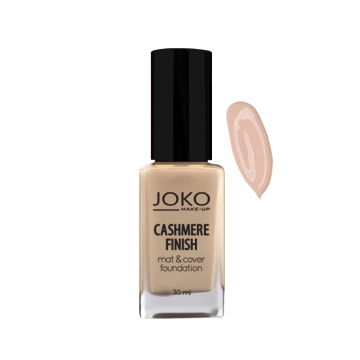 JOKO Cashmere Finish Foundation - Sand 152 - NJPO10050-B
