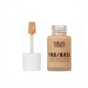 MUA Pro Base Long Wear Matte Finish Foundation - 164 - 5055402968330