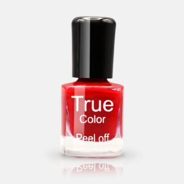 Gorgeous True Colors Peel off Nail Mask - 19