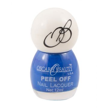 Oscar Beauty Peel Off Nail Lacquer - 39