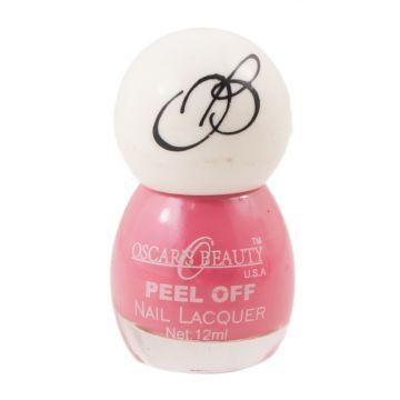 Oscar Beauty Peel Off Nail Lacquer - 81