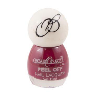 Oscar Beauty Peel Off Nail Lacquer - 82
