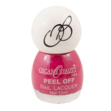 Oscar Beauty Peel Off Nail Lacquer - 71