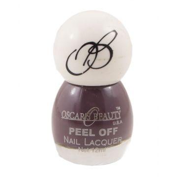 Oscar Beauty Peel Off Nail Lacquer - 29