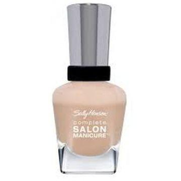 Sally Hansen Complete Salon Manicure Nail Polish -SM-210 Naked Ambition