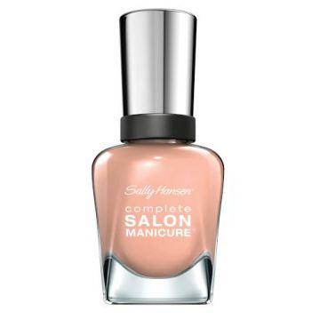 Sally Hansen Complete Salon Manicure Nail Polish -SM-212 Au Nature-al