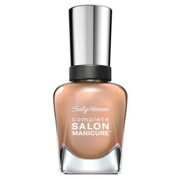 Sally Hansen Complete Salon Manicure Nail Polish -SM-216 You Glow, Girl!