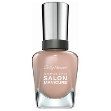 Sally Hansen Complete Salon Manicure Nail Polish -SM-220 Café Au Lait