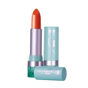 velvet lipstick 22 orange jello