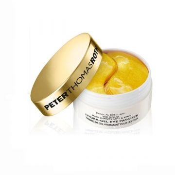 Peter Thomas Roth 24k Gold Pure Luxury Hydra Gel Eye Patches - 30 Pairs - 60 Patches - 22-01-013