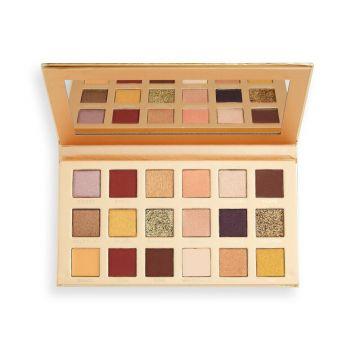Makeup Revolution Pro 24k Gold Shadow Palette