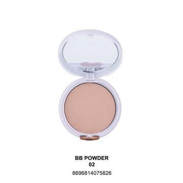 Gabrini BB Powder # 02 12gm - 10-28-00002