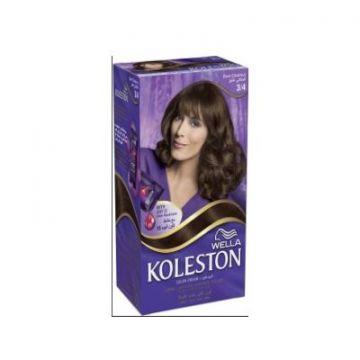 Wella Koleston Kit 3/4 DARK CHESTNUT MENAP