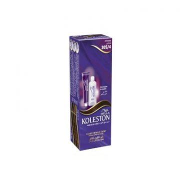 Wella Koleston Semi Kits 305/4 Chesetnut AP-DEM