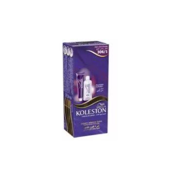 Wella Koleston Semi Kits 306/1 Dark Ash Blonde AP-DEM