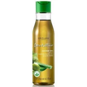 Oriflame Love Nature Shower Gel Caring Olive Oil & Aloe Vera - 75g - 32608