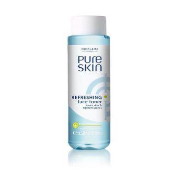 Oriflame Pure Skin Refreshing Face Toner - 150ml - 32648