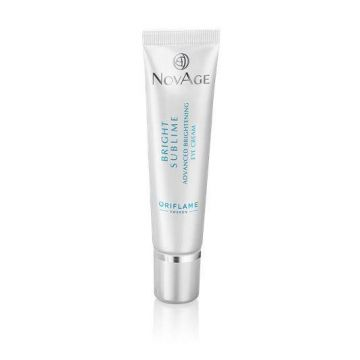 Oriflame Novage Bright Sublime Advanced Brightening Eye Cream - 15ml - 32804