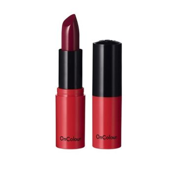Oriflame OnColour Cream Lipstick - 38750 Deep Red