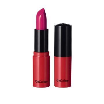 Oriflame OnColour Cream Lipstick - 38761 Bright Fuchsia