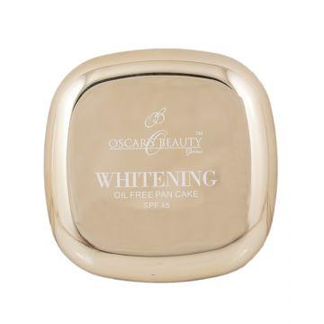 Oscar Beauty Whitening Pan Cake - Ivory