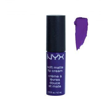 NYX Mini Soft Matte Lip Cream - Havana - 4.7ml - MB