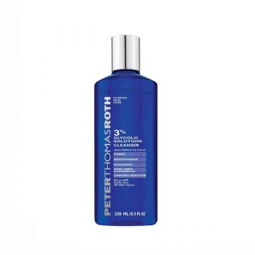 Peter Thomas Roth 3% Glycolic Solutions Cleanser 250ml - 10-01-029