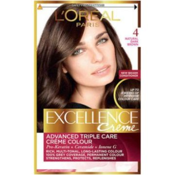 L`Oreal Excllence 4 Brown Chatain