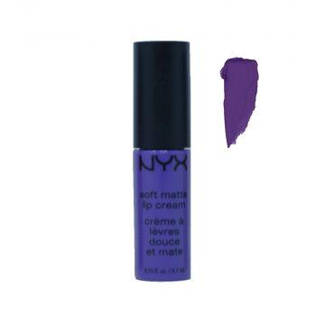 NYX Mini Soft Matte Lip Cream - Bangkok - 4.7ml - j4g
